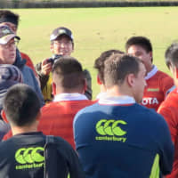 Veteran coaches worry about future of Japanese rugby