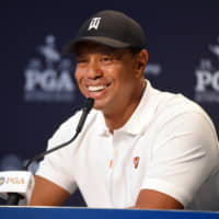 Tiger Woods eyeing first Olympics appearance in Tokyo