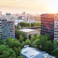 Ülemiste City is home to 400 companies employing more than 10,000 people. | ULEMISTE SMART CITY
