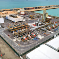 Bahrain LNG is responsible for the Middle East's first regasification facility