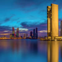 Bahrain offers everything a tourist could wish for, including cultural events in its cosmopolitan capital of Manama, Formula One racing, first-class hotels and restaurants, ancient historical sites and world-beating diving experiences.