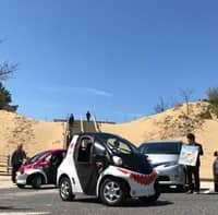 New station opened at Tottori Sand Dunes