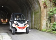 Smooth driving experience with a compact vehicle