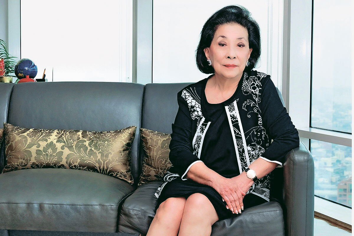 Helen Yuchengco Dee, the Yuchengco Group of Companies (YGC) Chairperson | © YGC