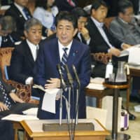 Abe says his 'real' economic goals were met without hitting 2% inflation