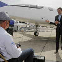 Eviation targets commuters with electric plane Alice