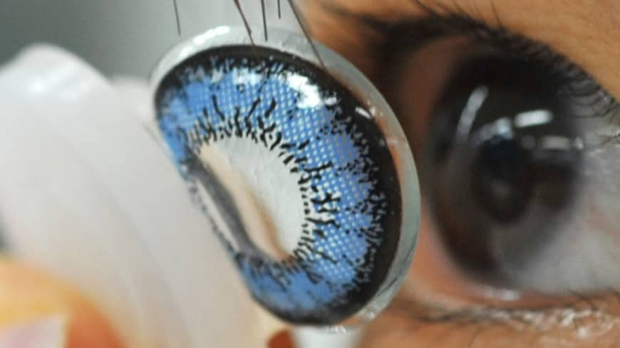 Three contact lens makers raided in Japan over alleged violations of Antimonopoly Law
