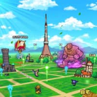 New Dragon Quest smartphone game, inspired by Pokemon Go, to be released this year