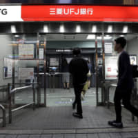 MUFG on track to be Japan's first yuan clearing bank after expected Abe-Xi deal at Osaka G20