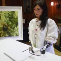 Ai-Da, the humanoid robot artist, gears up for first solo exhibition in Oxford