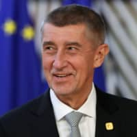 Czech leader Andrej Babis has conflict of interest, preliminary EU report says
