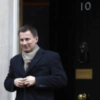 Then there were two: Boris Johnson and Jeremy Hunt to fight it out for PM post