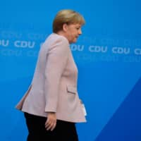 Leader of Germany's SPD quits in blow to Merkel's loveless coalition