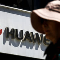 U.S. security officials were cited as saying in March that suspected security risks associated with Huawei extended to undersea cables built by Huawei Marine. | AP