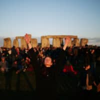 Stonehenge solstices go live worldwide