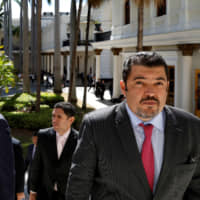 Venezuelan case against top aide of Juan Guaido appears to have been falsified