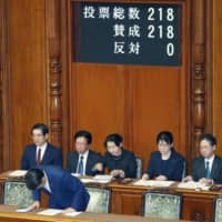 The Diet passes legislation Wednesday banning parents and other guardians from physically punishing children, following recent fatal cases of abuse conducted in the name of discipline. | KYODO
