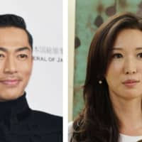 Akira of Exile marries Taiwanese supermodel and actress Lin Chiling
