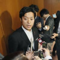 Parties step up pressure on lawmaker Hodaka Maruyama to quit over Russia war remarks