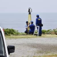 Man had strangled female passenger before driving car off cliff in Aomori Prefecture, police say