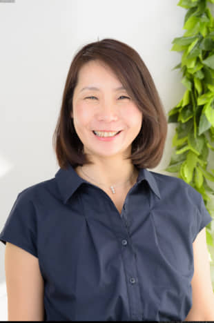 Get involved: Japanese tidying professional Mari Komiya stresses the importance of the whole family being involved with organizing the home so that they don't just run to Mom all the time.