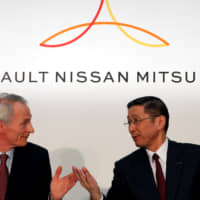 The downfall of former Nissan Chairman Carlos Ghosn over allegations of financial misconduct has opened up a Pandora's box of Franco-Japanese political hostility, grudges and pressure tactics — supposedly all in the name of 'strengthening' the 20-year Renault-Nissan alliance . | REUTERS