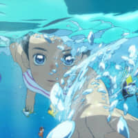 Life aquatic: Ayumu Watanabe's 'Children of the Sea' is an adaptation of the complex manga by Daisuke Igarashi. | © 2019 DAISUKE IGARASHI, SHOGAKUKAN / 'CHILDREN OF THE SEA' COMMITTEE