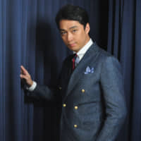 Dressed to impress: Dai Watanabe made his acting debut alongside his father, Ken, in 2002. | © 2019 KMOVE