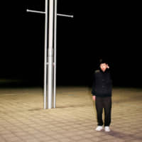 Street lights: Nobuyuki Sakuma, who has helmed the music acts Jesse Ruins, Cold Name and CVN, has taken a different approach to music since moving to Nagoya. | NORIHITO HIRAIDE
