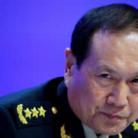 Chinese president's favorite general trips up over Taiwan