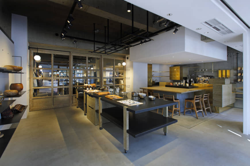Cobi Coffee's Aoyama store, located inside Bloom&Branch | COURTESY OF COBI COFFEE