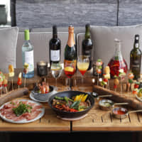 Summer-flavored fare for an elegant evening