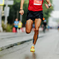 Completing a marathon has lost its cachet and extreme athletes have moved on to more exclusive pastimes, including ultramarathons and triathlons. | GETTY IMAGES