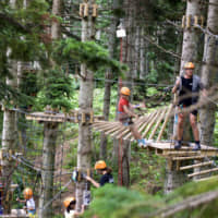 EdVenture summer camp in Niseko is a multi-activity outdoors summer camp for children and teens, as well as for their families. | MNK RESORTS AND HOSPITALITY