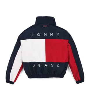A jacket from the Tommy Jeans back catalogue. | TOMMY JEANS