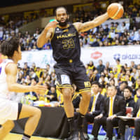 Forward Jerome Tillman is returning to the Sendai 89ers after a productive 2018-19 season, his first with the club. | B. LEAGUE