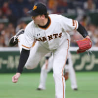 Reliever Scott Mathieson happy to be back on mound for Giants