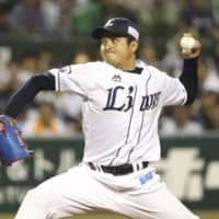 Emergency starter Yasuo Sano, reliever Kyle Martin guide Lions past Giants