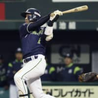 Swallows blow big lead, then rally past Lions