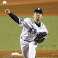 Lions hurler Keisuke Honda tosses six scoreless innings in rout of Buffaloes