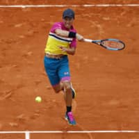 Kei Nishikori faces daunting challenge against 'King of Clay'