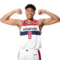 Rookie Rui Hachimura to wear No. 8 for Wizards