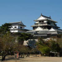 Visiting Matsuyama Castle and a soak in the nearby hot spring are popular activities for both tourists and locals.