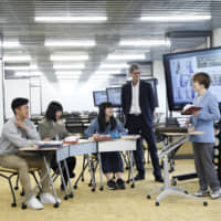 College of Global Liberal Arts features a dual degree program with the Australian National University, where students have access to its abundant research resources. | RITSUMEIKAN UNIVERSITY