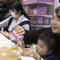 Ready-to-drink baby formula enjoying strong sales across Japan