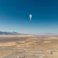 Google internet balloon spin-off Loon still looking for its wings