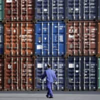 Japan's current account surplus down 15.8% on weak China exports