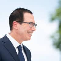 U.S.-China trade talks continue and in-person meeting may be planned, Steve Mnuchin says
