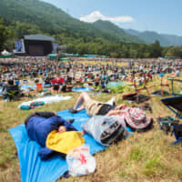 Fuji Rock to livestream festival acts
