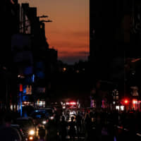 Power restored in New York after blackout on anniversary of 1977 outage
